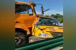 1人死亡多名儿童受重伤!陕西一货车与校车相撞 事故已提级调查