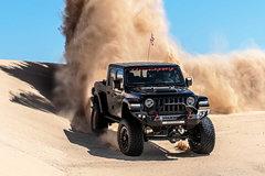 底�P升高 Jeep角斗士推出官方改�b方案