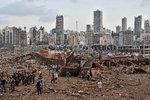 堪比天津港爆炸 黎巴嫩爆炸后我国要求立即对全国危化品储存安全检查