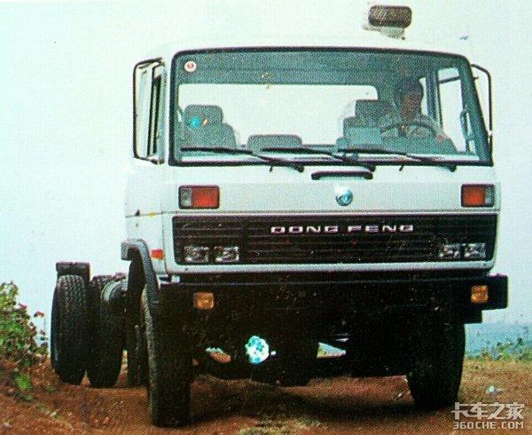 东风6/8吨平头卡车 开过的老司机请举手