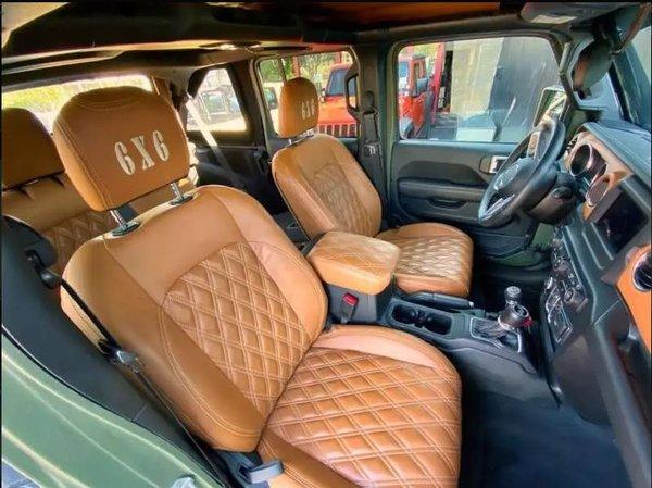 """售价接近100万""""6x6""""牧马人你见过吗?海外工厂推Jeep角斗士改装版"""