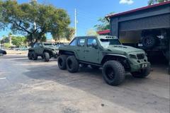 售�r接近100�f Jeep角斗士改�b六����