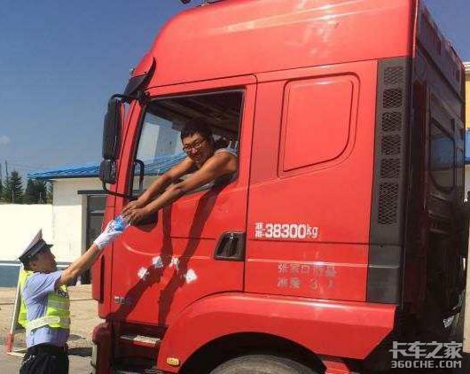 """""""秋老虎""""发威,货车司机容易中招,这种严重中暑要小心"""