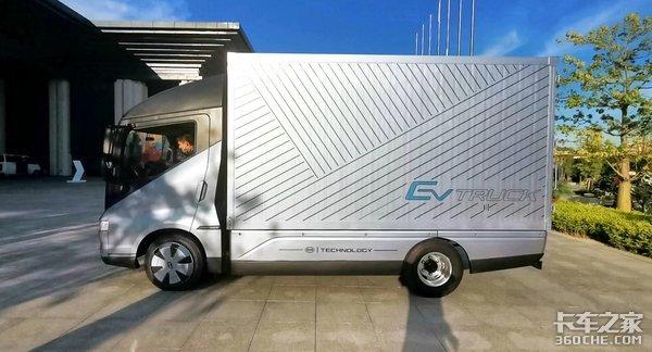 比亚迪T5D获卡车之家2020年度新能源车