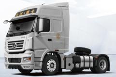 大运重卡4X2牵引车   更高效的运营模式