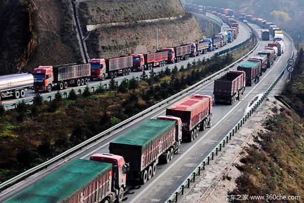 20.1亿吨铁路货运量!公路运输货源又减少了