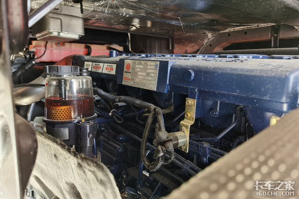 潍柴460马力乘龙H78x4载货车报价31.2万!合你胃口吗?