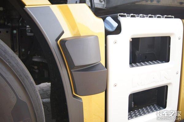 主动安全再提升,让开卡车越来越轻松,看看德国曼TGX有啥黑科技