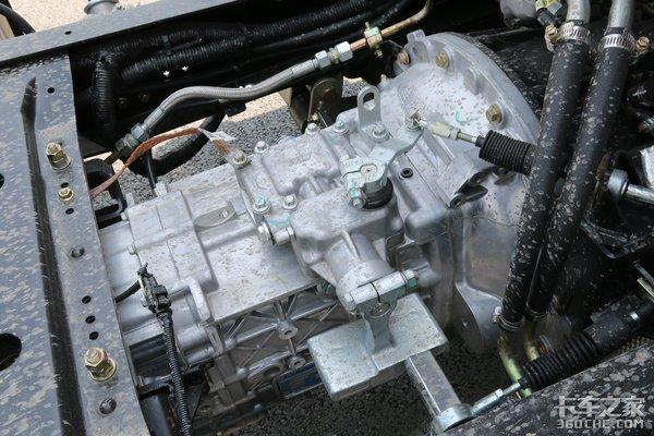 凯普特K6报价9.5万搭载全柴国六发动机还带行车记录仪