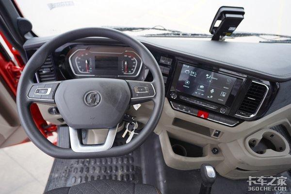 """车市速看:搭载全新WP11S系列发动机德龙M3000S以""""芯""""冠名"""