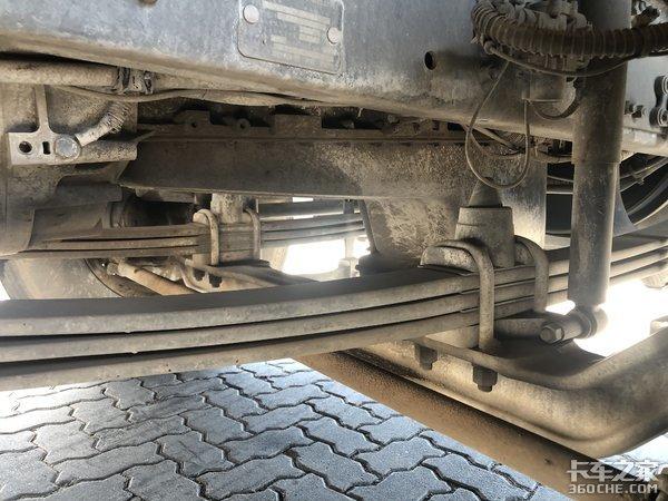 460马力锡柴+12挡变速箱+3.583速比,解放J6P这配置还能再战几年