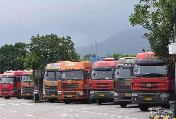 货运行情一年不如一年,散户卡车司机该如何自我转变?