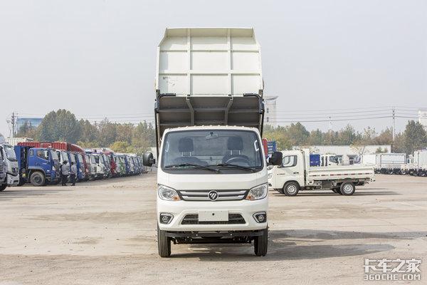 轻松搞定工程基建!这六款热门瑞沃自卸车随便挑还有国六发动机