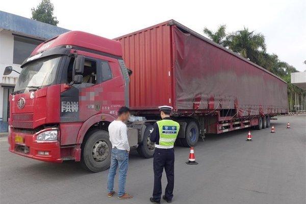 国四货车限行这个地区要求国四货车加装污染控制装置