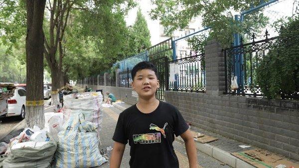 14岁小男孩与祥菱同行的60天:自从有了它,我爸的眼睛里满是幸福