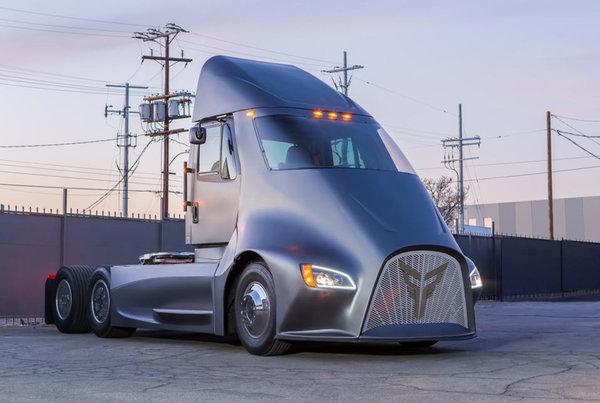電動卡車創企Xos Trucks融資2000萬美元