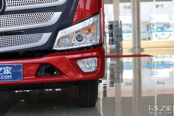 售价11.5万元131马力+采埃孚变速箱欧马可S1国六版新车图解