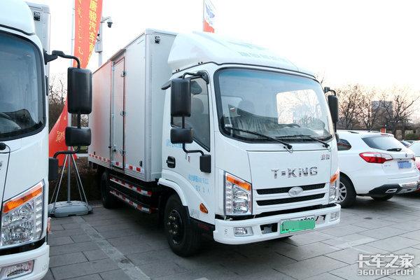 最高可拿70000元!北京出台2020年新能源轻型货车运营激励方案