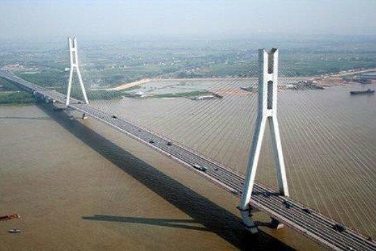 注意8月27日起南京长江二桥将封道施工