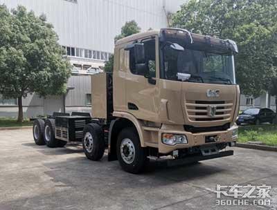 搭载360kW绿控电机联合U+纯电卡车登录公告