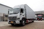 同样是20万左右的9米7载货车 福田欧航货厢超62方 轻抛货运输利器!