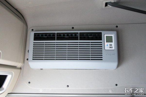 国六530强劲动力可靠福特技术超舒适驾驶室江铃HV5诚意满满