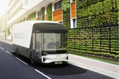 Volta Zero电动卡车将上市 极致轻量化