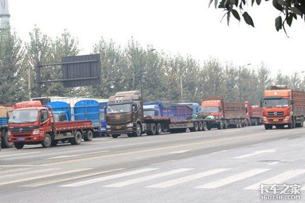 烟台规范货车通行证管理9月10日起全面启用电子通行证