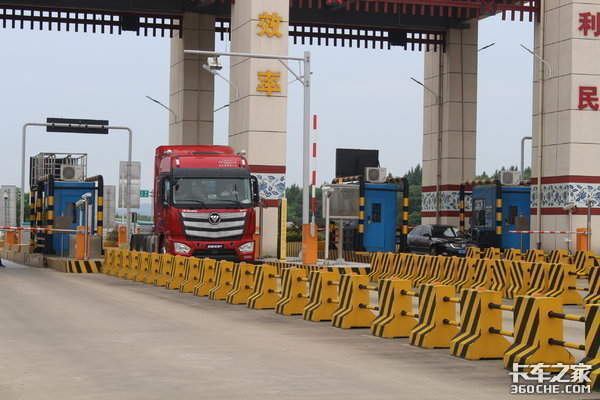 货车ETC通道以升级为由长期关闭 啥原因