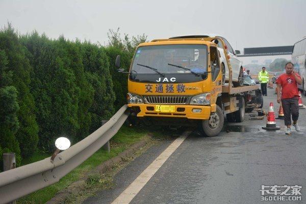 重型货车超速致4死5伤!驾驶员、车主、货运公司负责人都被查