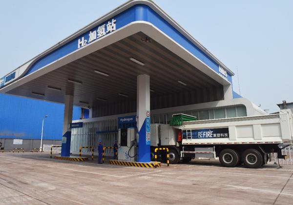17亿国补五部委发文推广燃料电池汽车并强调会向重型货车倾斜