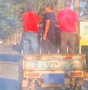 拘留15日罚款6300元男子开无证、套牌货车载人'兜风'被罚惨