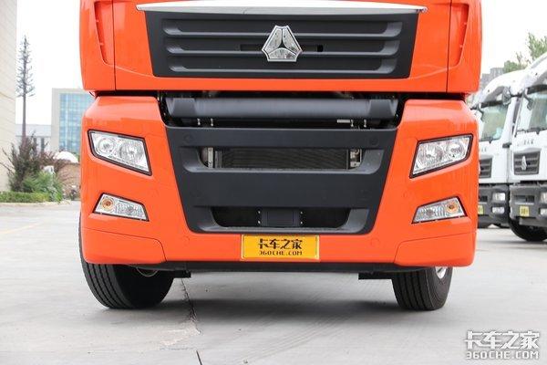 四方位摄像头多种安全技术汕德卡G7燃气车图解