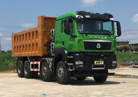 搭载国六动力最大480马力汕德卡高端车型系列再添新成员