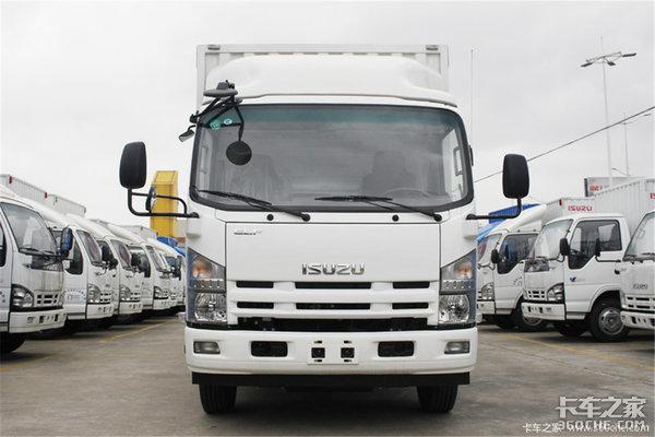 品质就是竞争力中免集团(三亚)喜提庆铃700P商用车