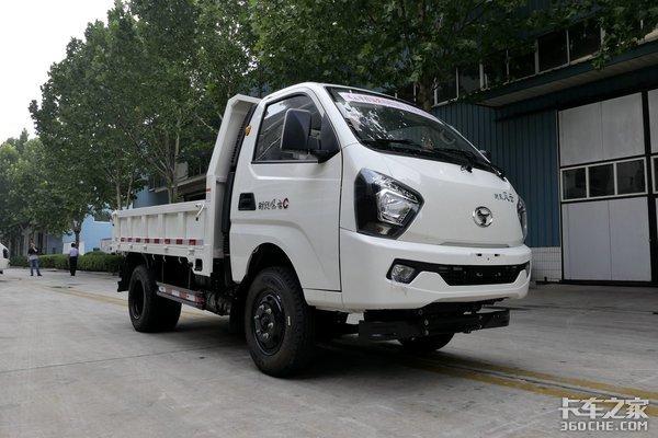 江苏发新政:购买3.5吨以下货车有优惠