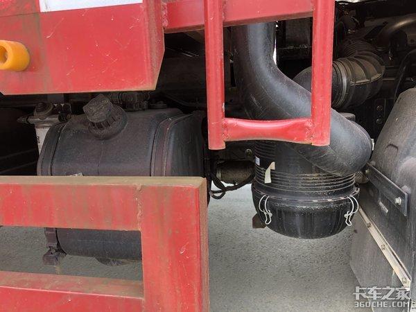 能拉6.7吨货,还有双人床卧铺,福田奥铃CTS载货车值得入手