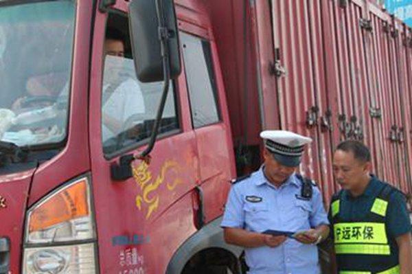 湖南永州严控柴油货车尾气排放两次检测不达标将强制报废
