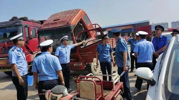 广州逢五严查4.2米超载抓住就6分2000
