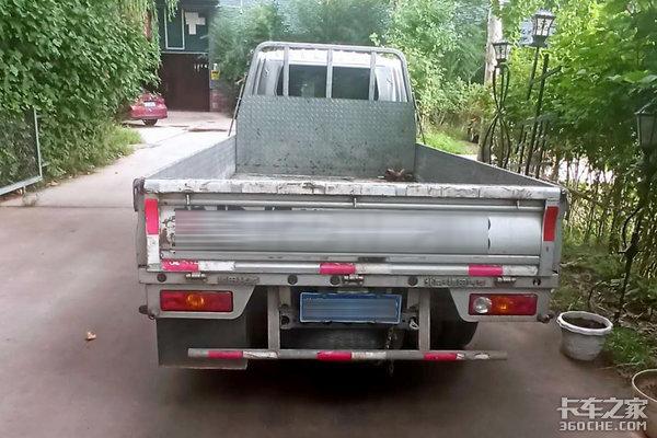 一次购车竟收获了22万公里无大修的祥菱微卡卡友回金龙谈无修祥菱M2