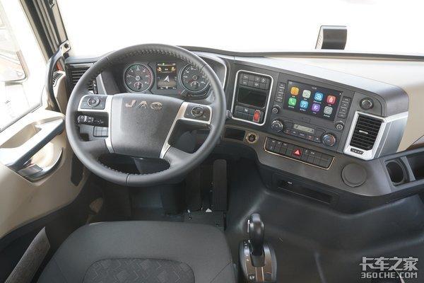 车市速看:多拉快跑的自动挡配置不俗这台格尔发A5W名叫旗舰版