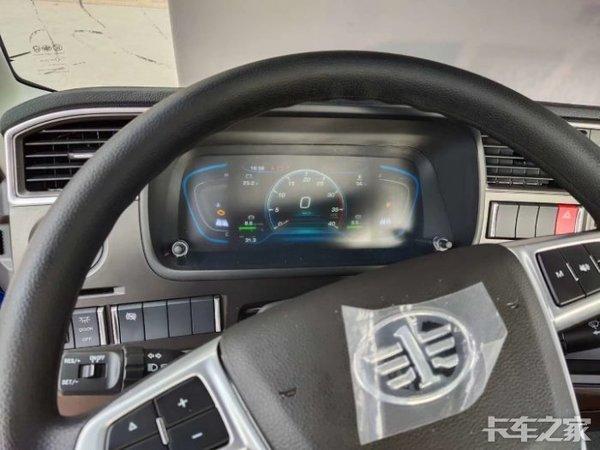 新赚钱利器J7同款全液晶仪表配148马力福康机解放领途真香警告