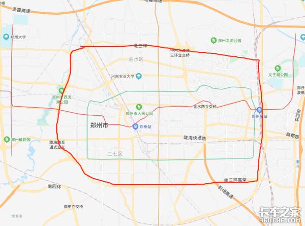 卡车进郑州需要通行证?看这一篇就够了