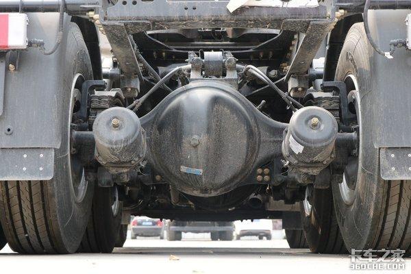 850L双油箱还可选液缓天龙旗舰KX图解