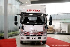 降价促销 五十铃M100载货车仅售13.58万