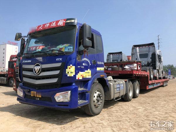 大件运输车辆能承运普通货物吗?交通部回复来了