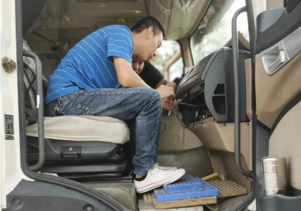 现在免费办理!潍坊3.5吨以上国五柴油车必须安装OBD
