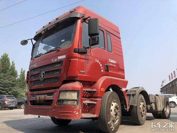 4年20多万公里,卡友花5万元买这台陕汽M3000,划算吗?