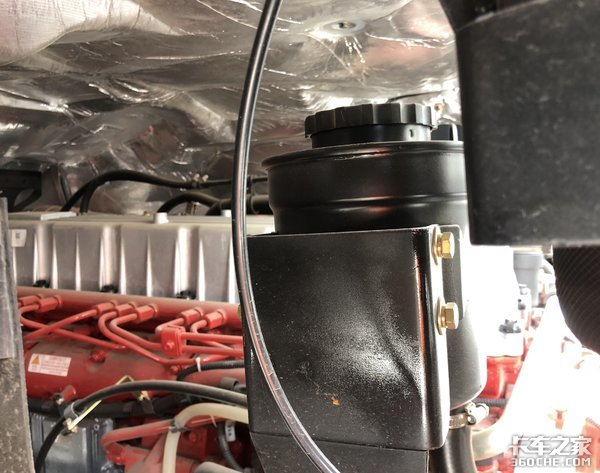 罐体容积7.5方,能拉18.5吨,实拍华菱星马轻量化搅拌车