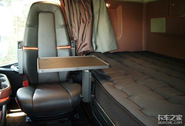 最大750马力,配豪华驾驶室,改款沃尔沃FH16果然不负众望